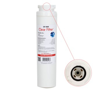 Filtre Clear Filter® MSWF CF-505 compatible GE® General Electric®